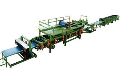 EPS/Rockwool Sandwich Panel Production Line