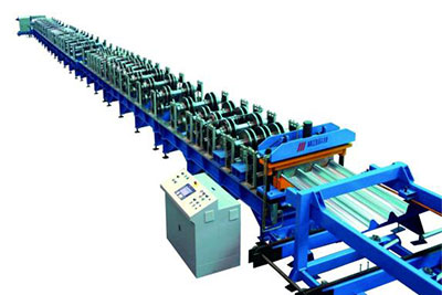 HGM Steel Deck Roll Forming Machine