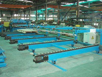 HVM High Speed Tile Forming Machine