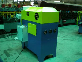 HS Downspout Forming Machine